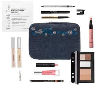 Trish McEvoy The Power of Makeup(R) Planner Collection Floral Denim