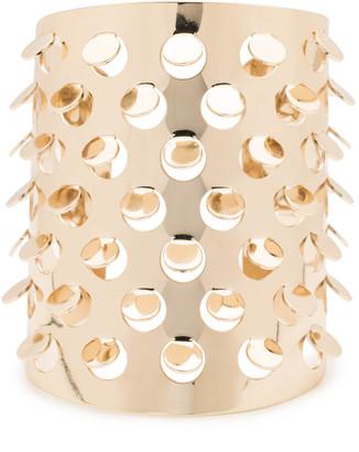 Alexis Bittar Grater Cuff Bracelet
