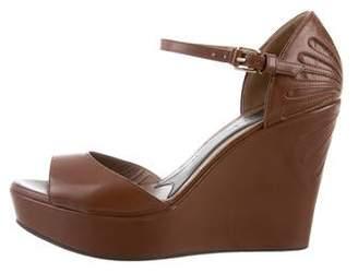 9c2393648dde Marni Platform Wedge Women s Sandals - ShopStyle