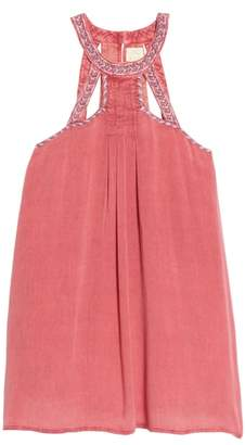 O'Neill Leighton Embroidered Swing Dress