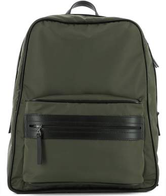 Maison Margiela Green Fabric Backpack