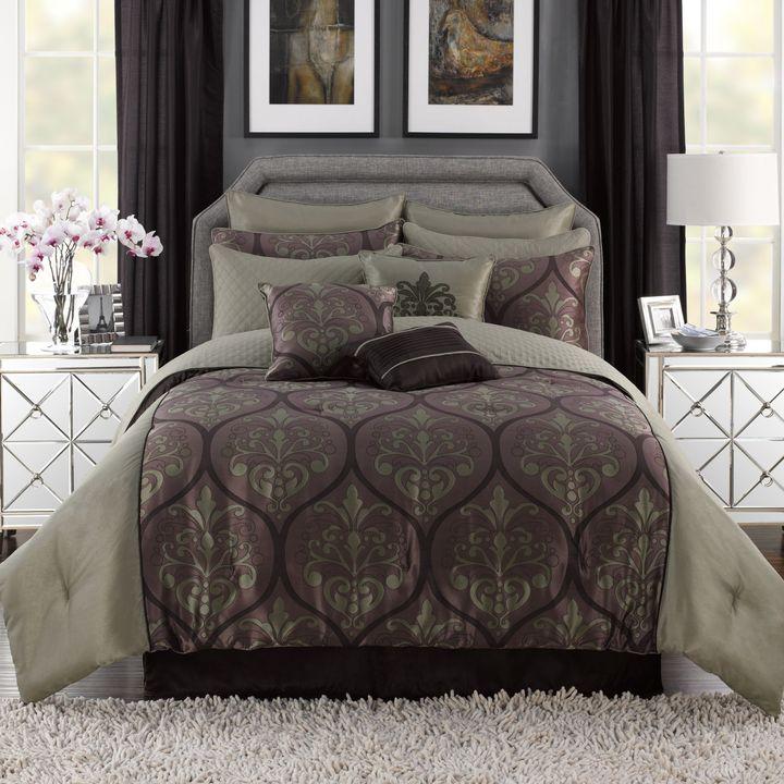 Bed Bath & Beyond Cordova 12-Piece Comforter Set