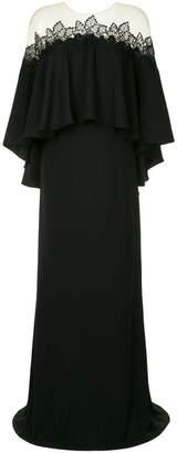 Tadashi Shoji lace off shoulder dress
