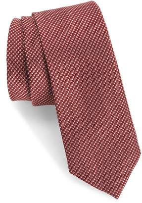 1901 Jennie Solid Silk Tie