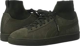 Puma Men's Suede Classic Sock Sneaker