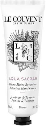 Le Couvent des Minimes Aqua Sacrae Botanical Hand Cream 30ml