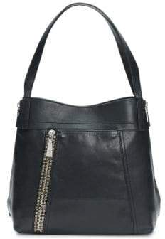 Frye Lena Leather Shoulder Bag