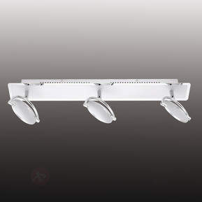 Dreiflammiger LED-Deckenspot Cate