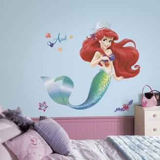 Roommates Disney The Little Mermaid Ariel Peel & Stick Wall Stickers
