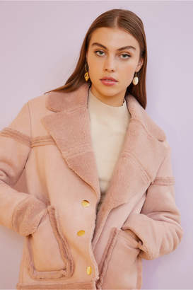 Finders Keepers DARIA JACKET pink