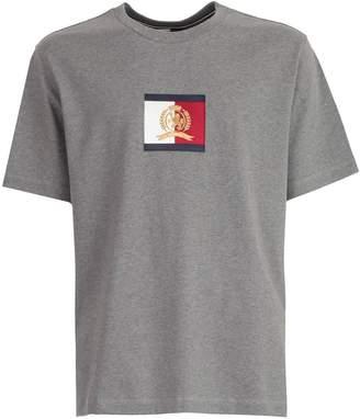 Tommy Hilfiger T-shirt S/s W/flag Logo