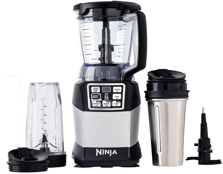 Ninja Nutri Ninja Compact Blender System with Auto-iQ