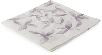 Michael Aram Laurel Set of 4 Linen Napkins