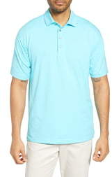 Bobby Jones Liquid Cotton Stretch Jersey Polo
