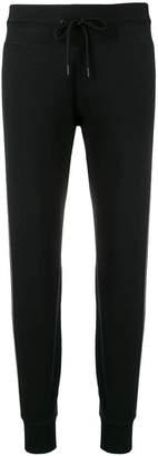 DKNY Crosby fleece track pants