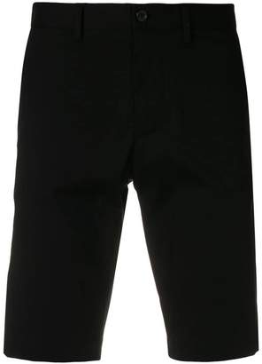 Dolce & Gabbana tailored shorts with logo band side panels