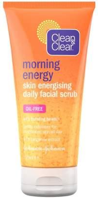 Clean & Clear Morning Energy Skin Energising Daily Facial Scrub 150ml