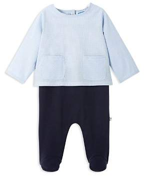Jacadi Boys' Long-Sleeve Footie - Baby