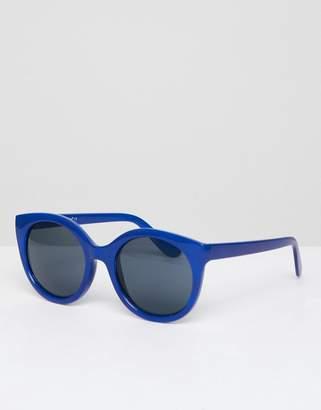 A. J. Morgan AJ Morgan round lens sunglasses