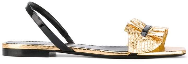 Saint Laurent Nu Pied 05 Leave sandals