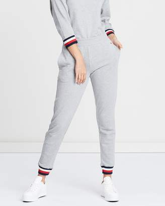 Tommy Hilfiger Modern Stripe Terry Track Pants