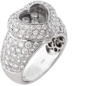 Chopard Heritage  Happy Diamonds 18K 2.50 Ct. Tw. Diamond Ring