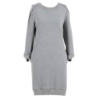 Chalayan Grey Cotton Dresses