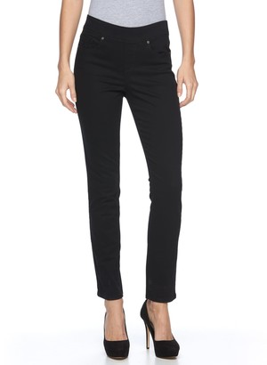 Gloria Vanderbilt Petite Avery Pull-On Skinny Pants