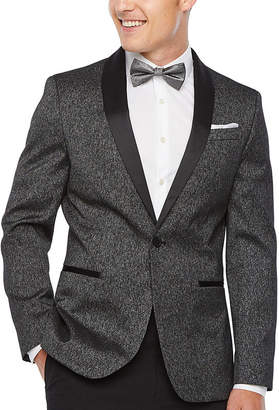 Jf J.Ferrar Evening Edition Mens Slim Fit Sport Coat