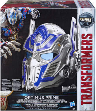 Hasbro Transformers: The Last Knight Optimus Prime Voice Changer Helmet