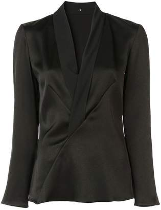 Peter Cohen wrap-style jacket