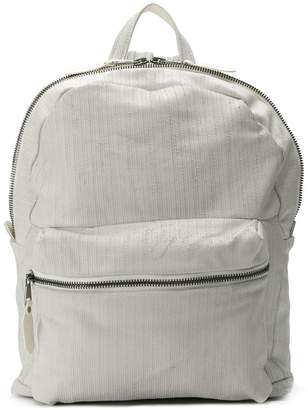 Giorgio Brato zip around backpack