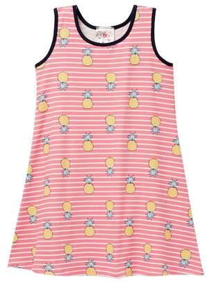 Jenna & Jessie Printed Tank Dress (Little Girls)