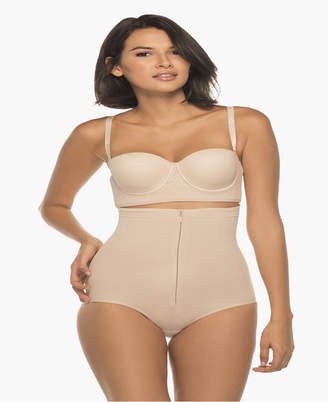 016aba13a ... Annette Women Faja Extra Firm Control High Waisted Shaper with  Invisible Zipper