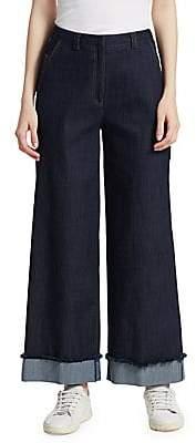 Cinq à Sept Women's Tous Les Jours Gemma Wide-Leg Jeans