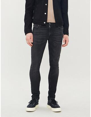 Nudie Jeans Skinny Lin faded slim jeans