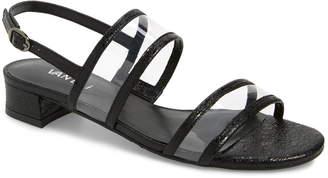 VANELi Ulcie Transparent Sandal