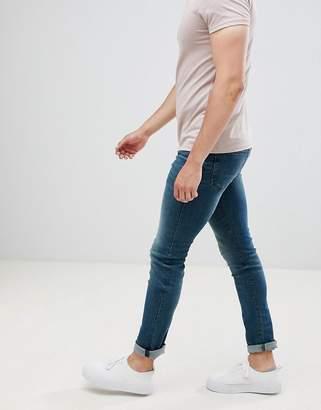 Celio Slim Fit Jean In Clean Indigo