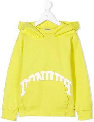 Dondup Kids logo hoodie