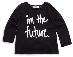Little Girl's & Girl's I'm The Future Tee