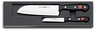 Wusthof Two-Piece High-Carbon Stainless Steel Cook's Knife Set