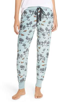 PJ Salvage Velour Pajama Pants