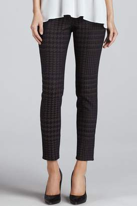 Black Orchid Denim Houndstooth Twill Pants