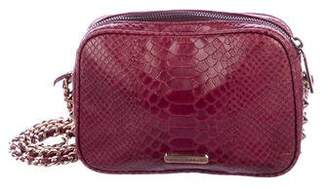 Rebecca Minkoff Studded Embossed Leather Crossbody Bag