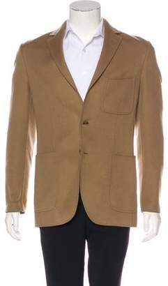 Louis Vuitton Wool & Cashmere Blazer