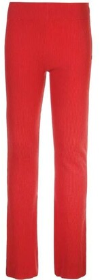 Alexandra Golovanoff ribbed knit trousers