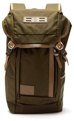 MASTERPIECE Master Piece - Potential Ver. 2 Nylon Backpack - Mens - Green
