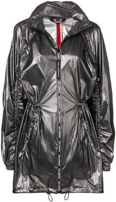 Karl Lagerfeld zip-up anorak