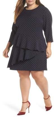 Drop Waist Dress Plus - ShopStyle