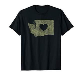 "BEIGE The Official Washington ""Love Heart"" T-Shirt"